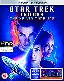 Star Trek (2009) / Star Trek Into Darkness / Star Trek Beyond - Kelvin Timeline (6 Blu-Ray) [Edizione: Regno Unito] [Blu-ray]