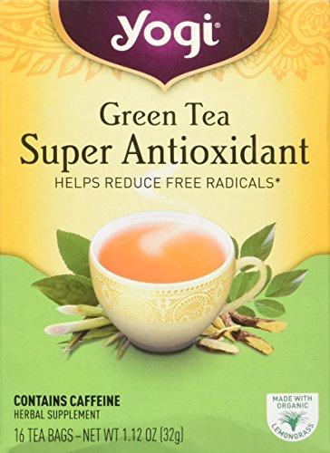 Yogi Organic Super Antioxidant Green...
