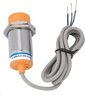 Sensor de proximidad inductivo, 20 mm de distancia NPN Normalmente abierto Detector de proximidad inductivo