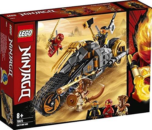 Unbekannt Lego® Ninjago Coles Offroad-Bike