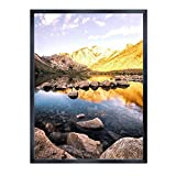 Nature Bright - Sunframe - 10, 000 Lux Light Therapy - Art Frame Style – Circadian Effective Light Therapy - Automatically Adjusts to Match Time of Day - 31'h X 41'W X 1.9'D - 32 Lb