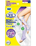 Dr. Scholl Japan Medi QttO Sleep Wearing Slimming Socks SHORT (Size L)