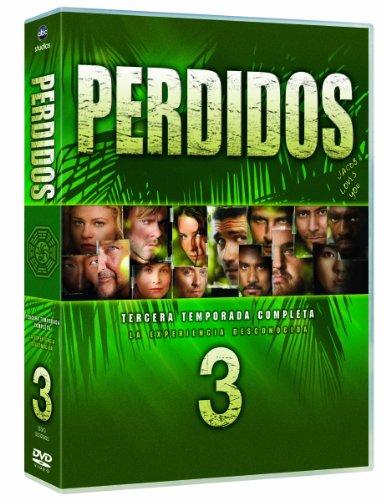 Perdidos - Temporada 3 [DVD]