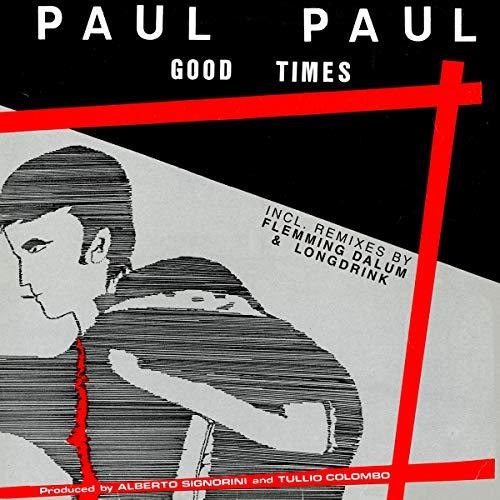 Good Times [Vinyl Maxi-Single]