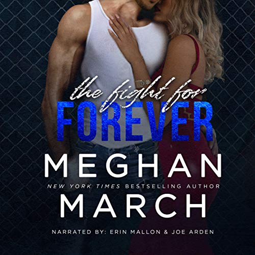 The Fight for Forever audiobook cover art