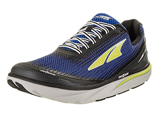 ALTRA Men's Torin 3 Running Shoe, Blue/Lime, 11 D US