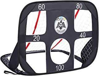 kidseden 4FT Foldable Children Pop-Up Play Goal for...