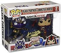 Marvel Vs Capcom - Black Panther / Monster Hunter