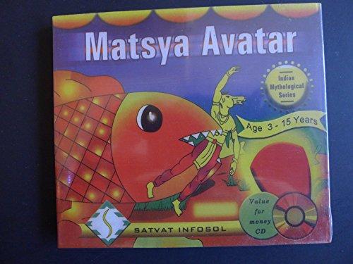 matsya Avatar (indian Mythological Series)