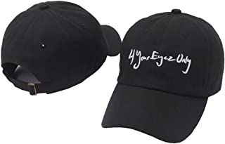 Jcole - 4 Your Eyez only Embroidery Hat Dad Cap