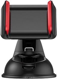 حامل هاتف السيارة , مصنوع من ABS , كوب شفط قوي من الأسفل , عالي الجودة لجميع الاغراض 360 درجة , لا Android 4.3x6 بوصة