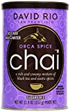 David Rio Chai Orca Spice zuckerfrei aus San Francisco, Pappwickeldose (1 x 337 g)