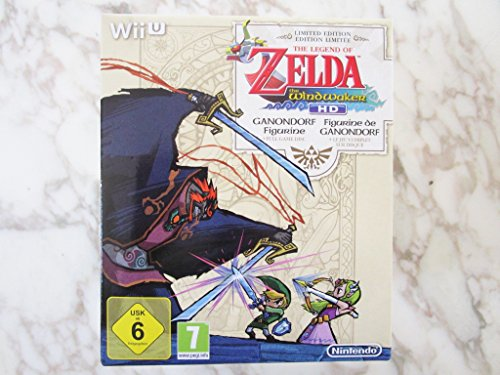 The Legend of Zelda : Wind Waker HD Collector - édition limitée
