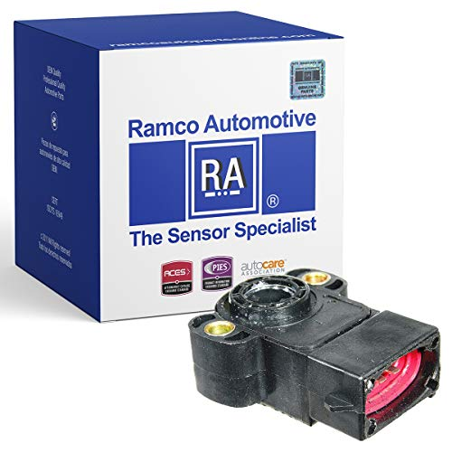 Ramco Automotive, Throttle Position Sensor, Compatible with Wells TPS225, Standard Motor Products TH77 (RA-TPS1043)