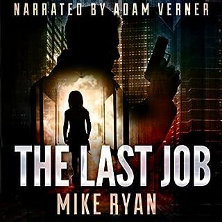 The Last Job audiobook cover art