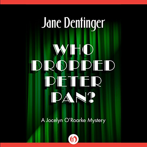 Who Dropped Peter Pan audiobook cover art