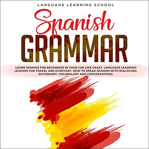 Spanish Grammar cover art