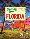 Greetings from Florida 2021 Wall Calendar