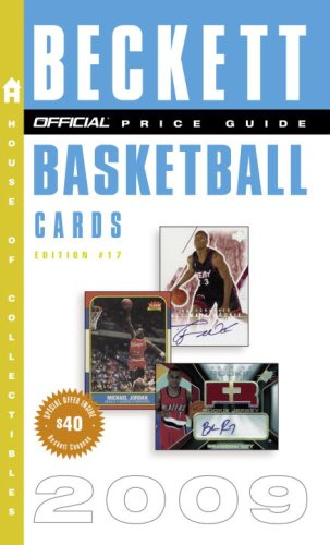 Beckett Official Price Guide to Basketball Cards 2009, Edition #18