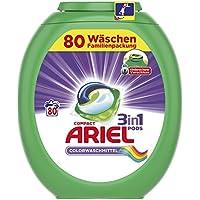 Ariel 3en1Pods Detergente Familia Paquete - 80Lavados