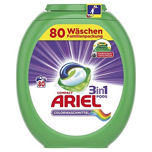 Ariel All-in-1 Pods Color protection des couleurs