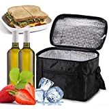 Henan Bolsa Refrigeradora para Picnic, Portatil Bolsas Térmicas Almuerzo, Adecuado para Uso en Oficinas, Escuelas, Picnics, Viajes, Campamentos y Otras Actividades Al Aire Libre