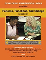 Patterns, Functions, and Change 1508703175 Book Cover