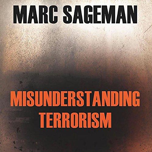 Misunderstanding Terrorism audiobook cover art