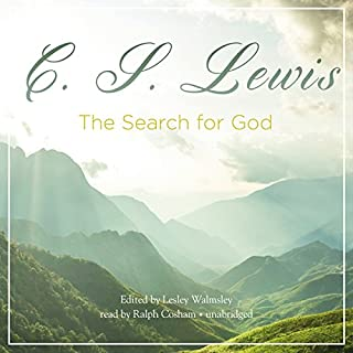 The Search for God cover art