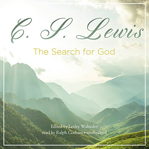 The Search for God  Audiolibri