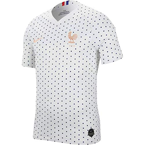 Nike France Womens Away Jersey 2019-2020 - S