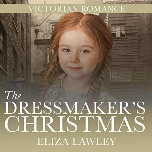 The Dressmaker's Christmas  By  cover art