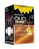 Garnier olia coloración permanente sin amoniaco, bold cobrizo intenso 7. 40 - paquete de 3