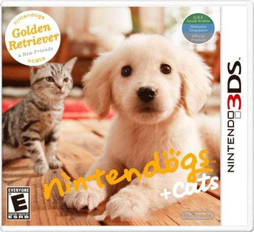 Nintendogs + Cats: Golden Retriever and New Friends (World Edition)
