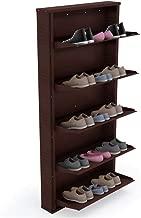 PENG ESSENTIALS 5 Shelves Super Wide(30-inch) Shoe Rack