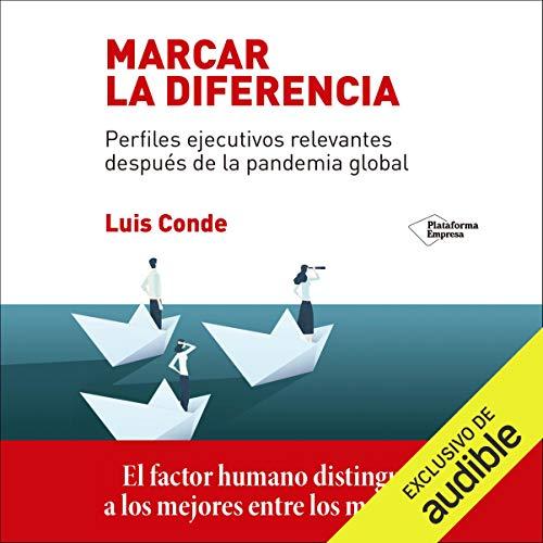 Diseño de la portada del título Marcar la Diferencia