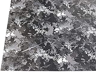HolsterSmith: Infused KYDEX Thermoform Sheet - Officially Licensed True Timber Camo Pattern Collection - Cell/Smooth Finish