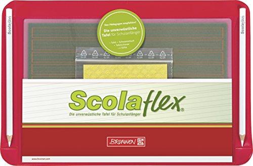 Brunnen 104020151 Scolaflex Tafel-Set L1 (26,5 x 18 cm)