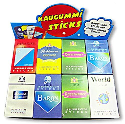 Kaugummi Kinderzigaretten mit Raucheffekt