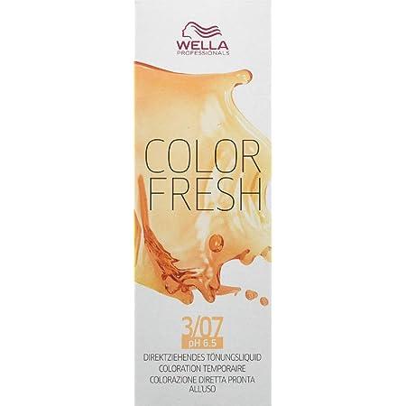 Wella Color Fresh - Coloración semipermanente, 75 ml, 10/81 ...