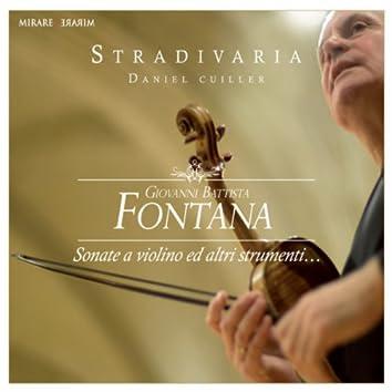 Fontana: Sonate a violino ed altri strumenti