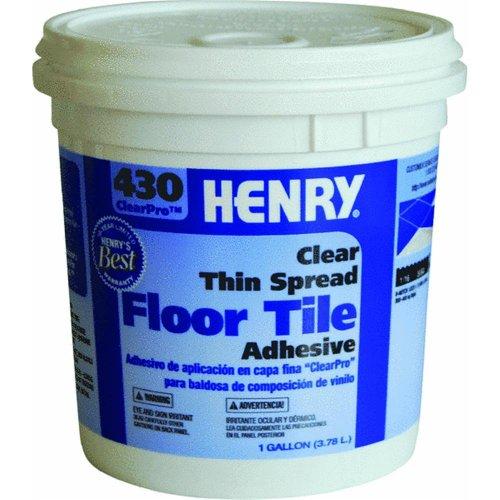 Henry No. 430 - Adhesivo para baldosas de suelo (1 g), color beige