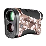 Gosky Laser Rangefinder Hunting Range Finder with Ranging/Speed Model for Hunting, Outdoor Using