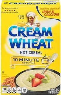 Cream of Wheat Regular Wheat Cereal, 28 Ounce - 12 per case.