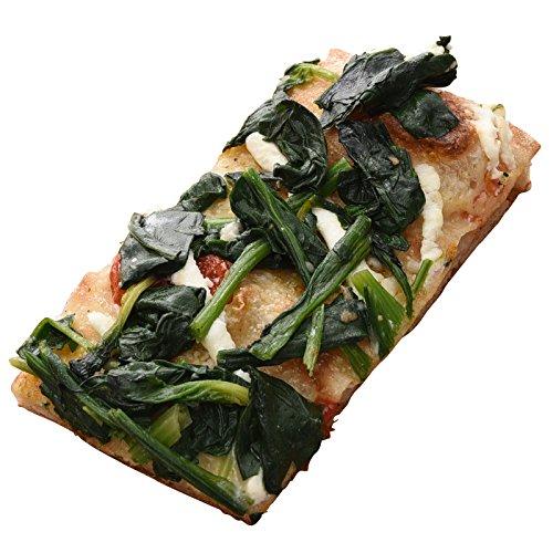 Pizza ar taio(ピッツァアルターイオ) ほうれん草とプチトマト、アンチョビのピザ リコッタチーズ 約14x7cm