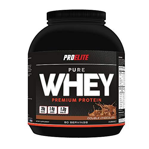 ProElite 100% Pure Whey Protein 2.25kg (Chocolate)
