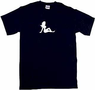 Trucker Mud Flap Girl Logo Men's Tee Shirt