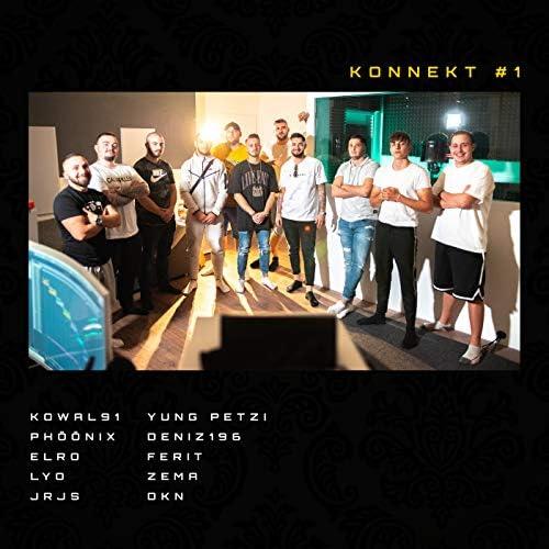 Dkn, PhööniX & Yung Petzi feat. Kowal91, Zema, LYO, Ferit, Elro, JRJS & Deniz196