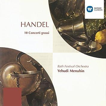 Handel: Concerti Grossi Op. 6 Nos. 1-10