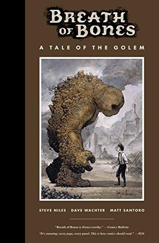 Breath of Bones: A Tale of the Golem (English Edition)